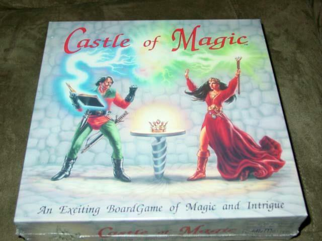 Castle of Magic - Roleplaying - RiddleMaster Games - Magic and Intrigue (Sealed)