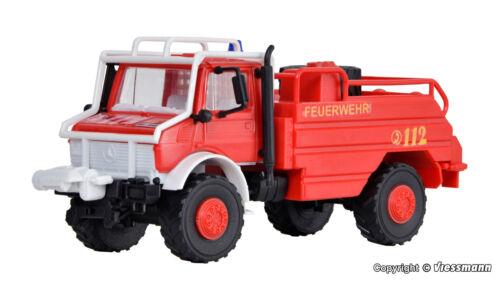 Kibri h0 18270 Unimog incendio boschivo Autopompa Nuovo//Scatola Originale