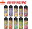 thumbnail 1 - E-Cig E Liquid 100ml Frooti Tooti 50/50 VG/PG Vape Juice 0mg Shortfill 🔞