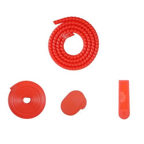 Spiral tube Ligne Protection Câble Housse Organisateur for xiaomi M365 Pro
