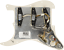 Fender-Pre-Wired-Strat-Pickguard-Custom-Shop-Texas-Special-SSS-Tortoise-Shell thumbnail 2