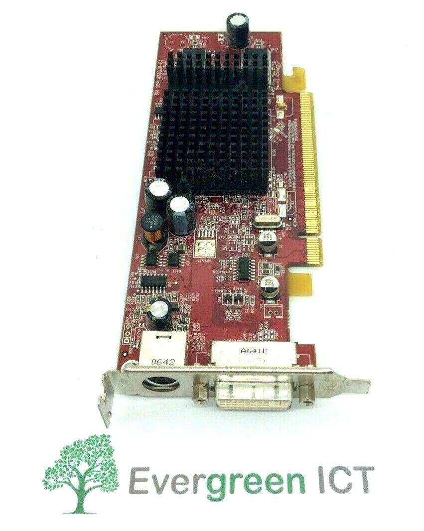 Dell 0J9133 ATI Radeon X600 PCI-e DVI S-Vid Low Profile Graphics Card