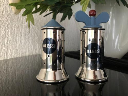 ALESSI Designer Henkelbecher aus Edelstahl glänzend poliert,OHNE Tee-Glas