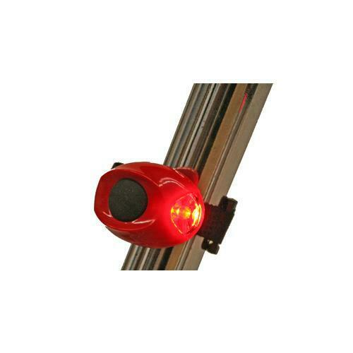 Rook bike lighting rear light red 4 functions-battery operated works