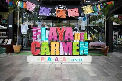 Kiosco en renta Playacar Center