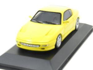 Minichamps-Min-072401-Ferrari-456-GT-amarillo-1-escala-43-En-Caja