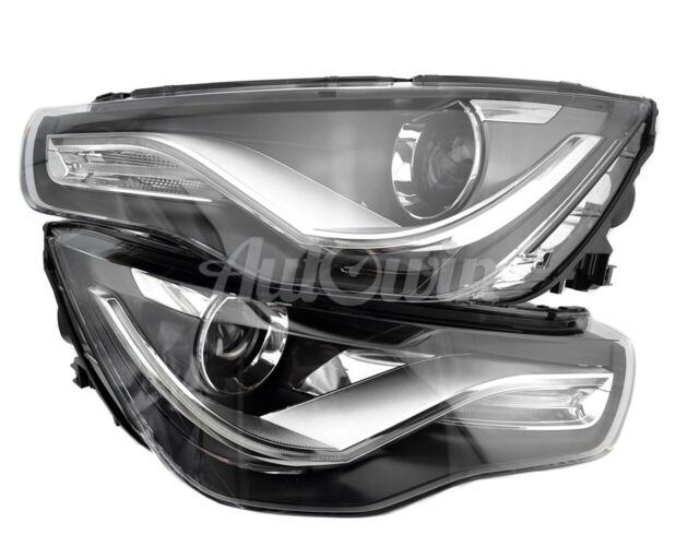 Fari Bi Xeno Con Led Per Audi A1 8x0941044 8x0941043 For Sale