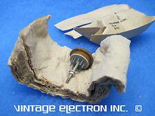 NOS ITT POMONA ELECTRONICS - 9 PIN MINIATURE TUBE SOCKET SAVER - FOR HICKOK TV-7