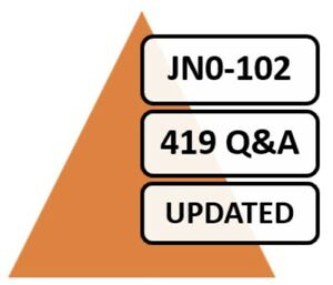 JUNIPER NETWORKS CERTIFIED INTERNET ASSOCIATE JNCIA  Test Exam QA PDF/&Simulator