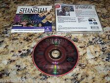 Shanghai (PC, 1995) Game Windows (Near Mint)