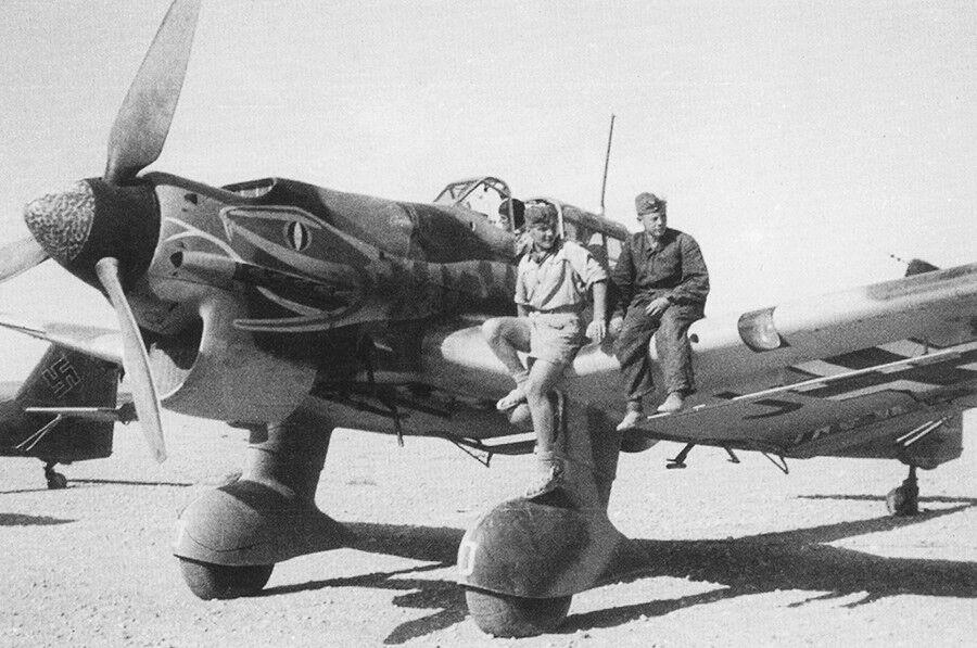 JUNKERS Ju  87 87 87 B STUKA (Spannweite 1520 mm) 1b7f6d