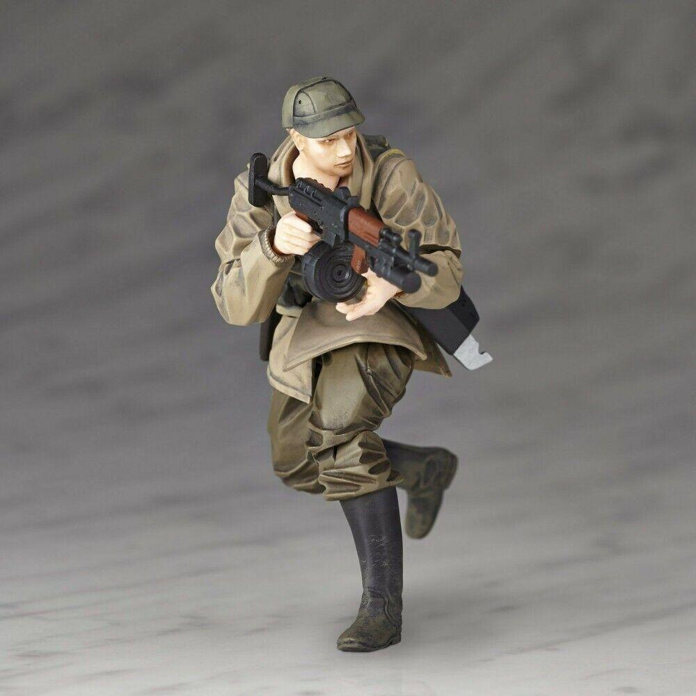 Revol  mini Metal Gear Solid Soviet Soldier azione cifra  stanno facendo attività di sconto