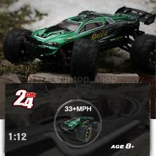 HOT GPTOYS Luctan S912 1/12 High Speed 2.4Ghz Brushed 2WD Monster Truggy RC Car