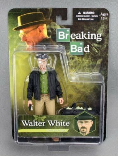 Mezco Toyz BREAKING BAD WALTER WHITE Heisenberg Action Figure LIMITED VERSION