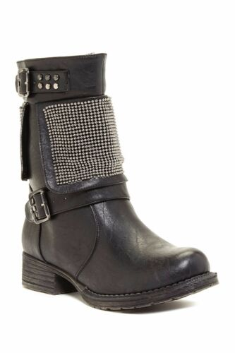 NEW EXTREME By Eddie Marc Taylor Combat BootS women/'s sz 6