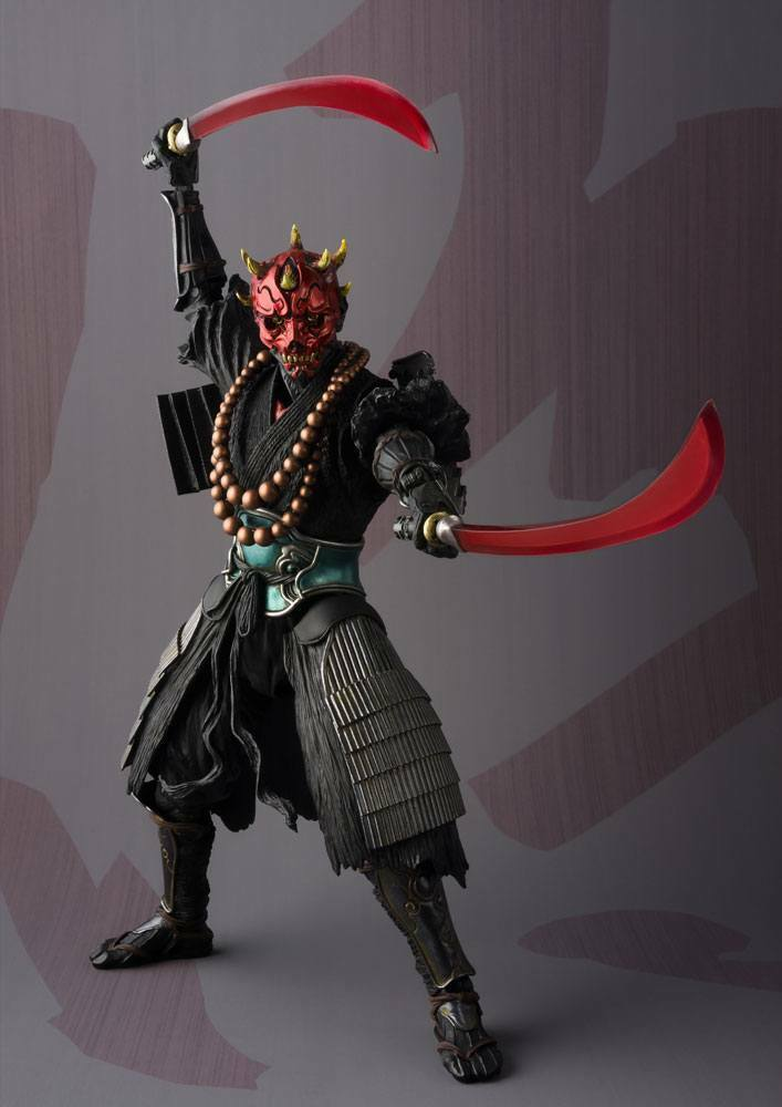 STAR WARS  SOHEI DARTH MAUL SAMURAI Action Figure BANDAI