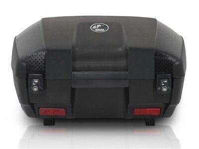 Top-Case Hepco /& Becker Journey TC-40 Farbe:schwarz Topcase Koffer