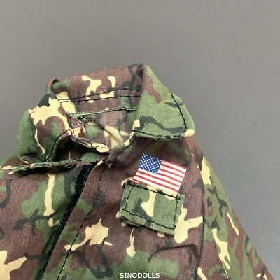 1//6 1:6 Dress 21st Century Toys WWII USA Uniform The Ultimate Soldier Figure #K