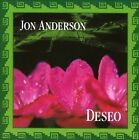 Deseo by Jon Anderson (Vocals (Yes)) (CD, Feb-2013, Talking Elephant)