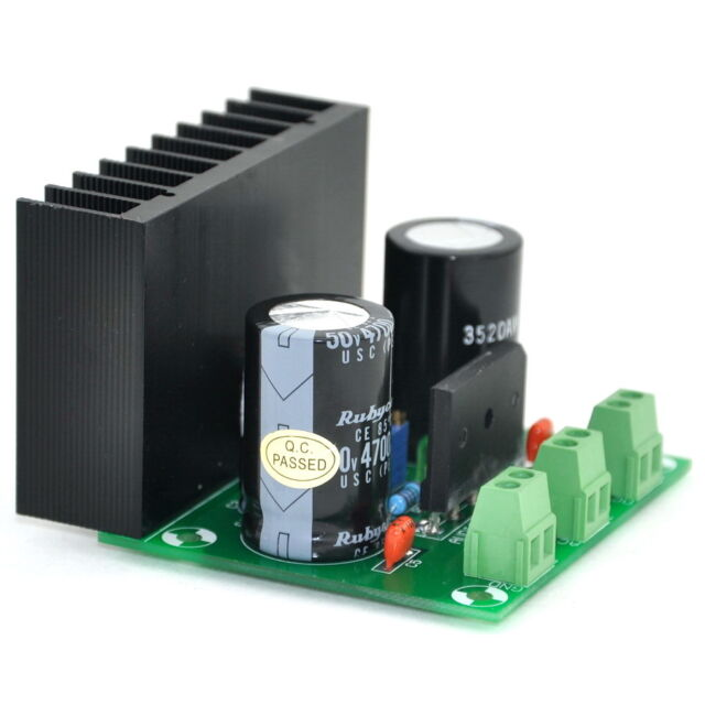 5 Amps Voltage Regulator Module, Out 1.5-32V, Based on LM338 SKU155003