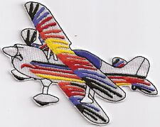 CHRISTEN EAGLE  Acrobatic Airplane Embroidered Collectable Patch R/C