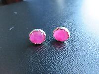 Silpada - P3035 - Watermelon Earrings -
