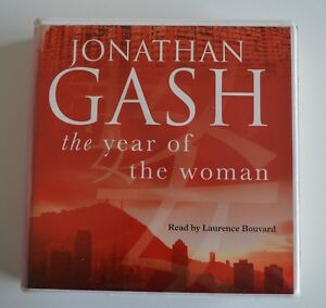 The-Year-of-the-Woman-by-Jonathan-Gash-Audiobook-9CDs
