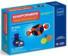 Magformers Magnets in Motion 27 Pc Magnetic Construction Power Accessory Set NEW