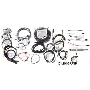 jeep military wwii willys mb ford gpw a2002 c wiring harness late image is loading jeep military wwii willys mb ford gpw a2002