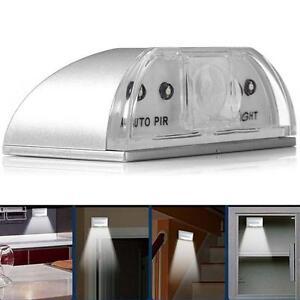 IR-Capteur-de-lumiere-Auto-PIR-infrarouge-sans-fil-Keyhole-Motion-4-Lampe-LENNNN