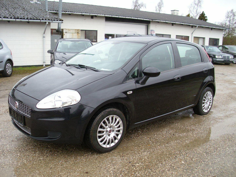 Fiat Grande Punto 1,4 Dynamic 5d - 49.500 kr.