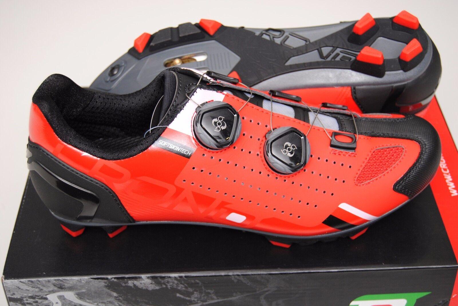 MTB-Schuhe CRONO CX2 Nylon rot Schuhe CRONO CRONO CRONO CX2 rot Nylon 28688e