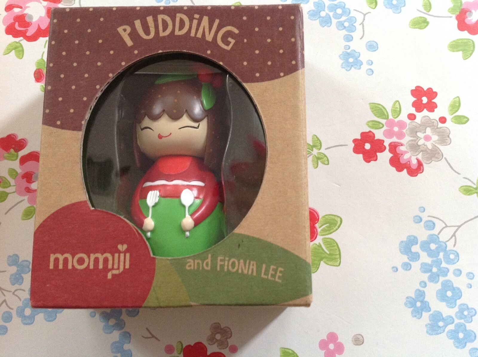 NEW ⭐️MOMIJI⭐️CHRISTMAS PUDDING DOLL⭐️by FIONA LEE⭐️