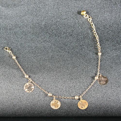 Barefoot Sandal Anklet Foot Beach Ankle Bracelet for Women Chain Toe Ring
