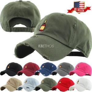 Image is loading Henny-Bottle-Dad-Hat-Baseball-Cap-Unconstructed-KBETHOS 3a7e2ac87b7