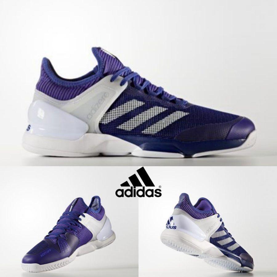 Adidas Adizero ubersonic 2 Calzado para Tenis Azul Marino blancooo Azul CG3084 Talla 4-13