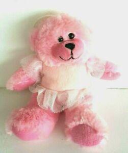 Ballerina-Ballet-Teddy-Bear-Pink-Tutu-Soft-Plush-Stuffed-Animal-Doll-Toy