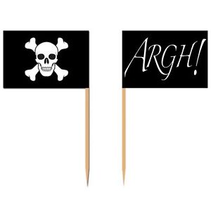 50-Pirate-Flags-Cocktail-Sticks-Pick-Cupcake-Sandwich-Party-Food-Decorations