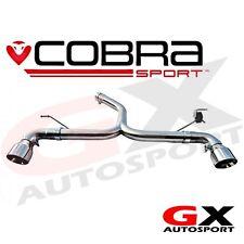 Vw29 COBRA VW GOLF MK7 GTD 5G 13 > VW SOUND Pack MONTATO GTI Style Posteriore Sezione