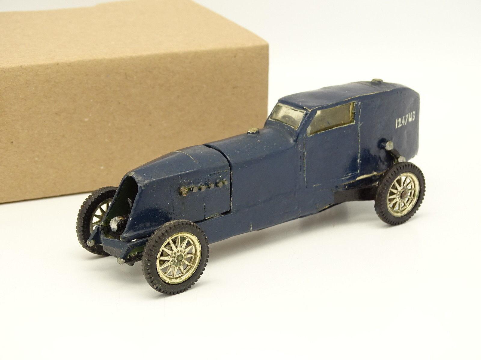Kit Metal Montado 1 43 - Renault 40CV Registros 1925