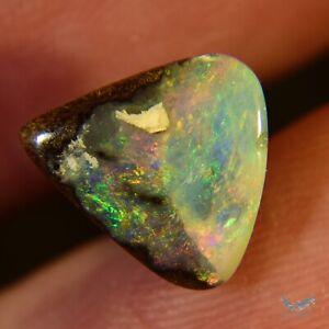 2-65-ct-Australian-Boulder-Opal-Solid-Polished-Rainbow-Face-Colour-Stone-5-69