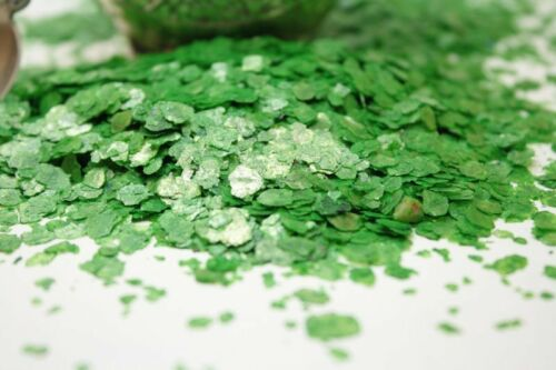311-4368 Natural Mica The Professionals Choice Mica Flakes Light Green