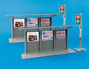 Model-Scene-5007-Bus-de-Freno-amp-Refugio-Calibre-00-RY-DETALLES-Scratch-Build