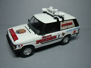 1-43-PINDER-DIREKT-COLLECTION-RANGE-ROVER-HORS-SERIE-DIE-CAST-NO-NOREV