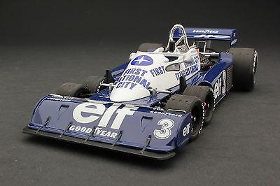 Exoto 1977 Tyrrell-Ford P34/2 / R. Peterson / GP of Monaco / 1:18 / #GPC97046
