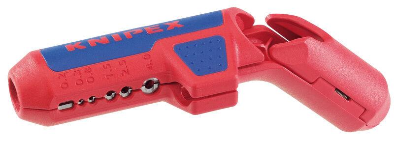 Genuine DRAPER Knipex ErgoStrip Universal 3 in 1 Tool   16414