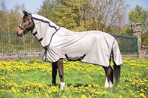Horseware-Amigo-Mio-Ireland-Mio-Fly-Rug-Soft-Polyester-AFSR90-5-039-6-7-039-0