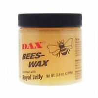 Dax Bees Wax Fortified With Royal Jelly 3.5 Oz (pack Of 2)
