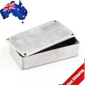 Aluminum-Stomp-Box-Effects-Pedal-Enclosure-FOR-Guitar-Hotsell-NEW-MY