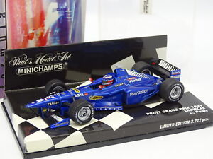 Minichamps-1-43-F1-Prost-Grand-Prix-Showcar-1999-Panis